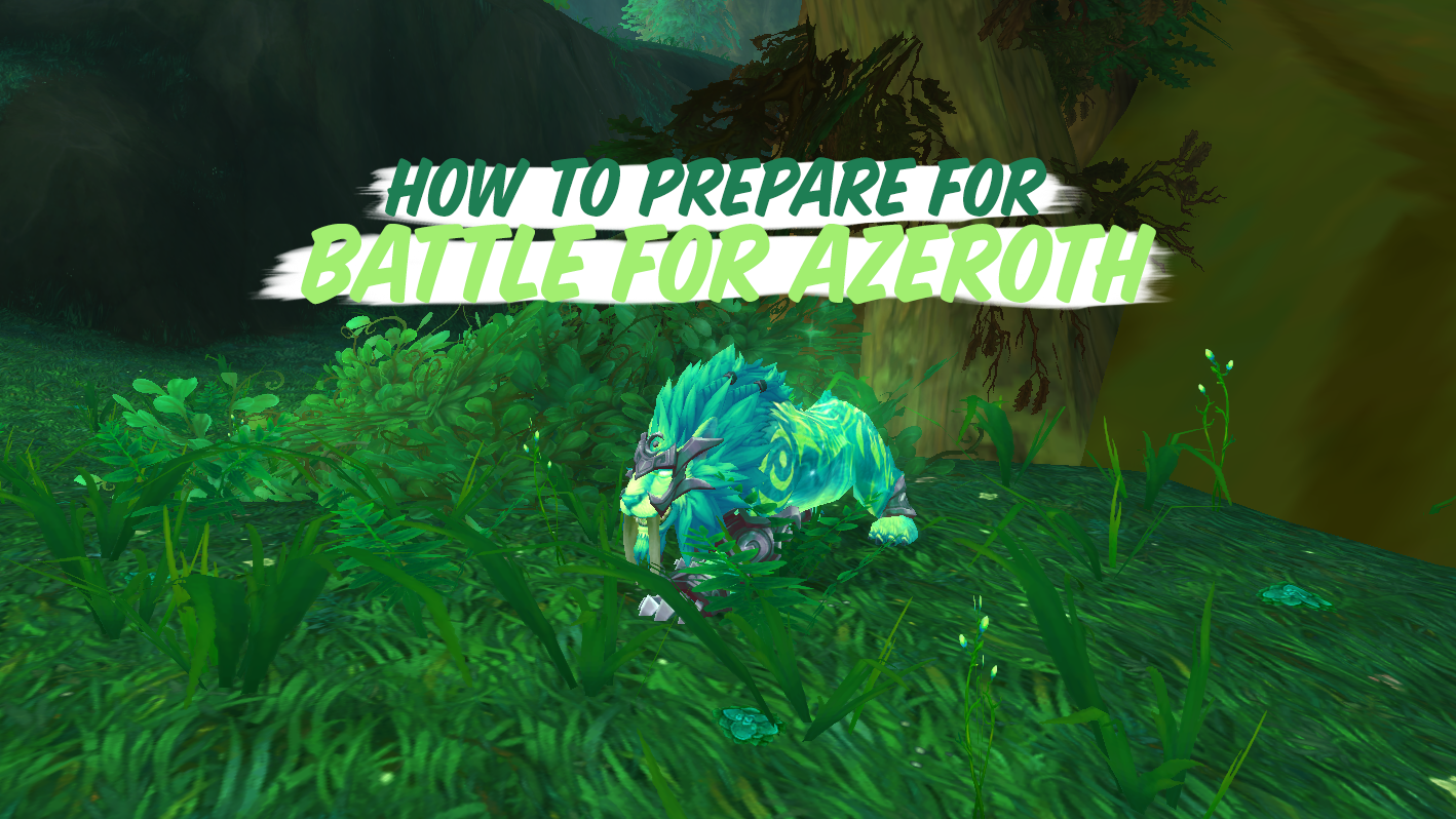 What to do Before the End of Legion