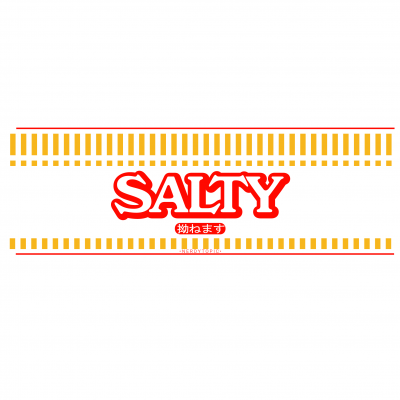 Salty – Series 4 [Low Salt]