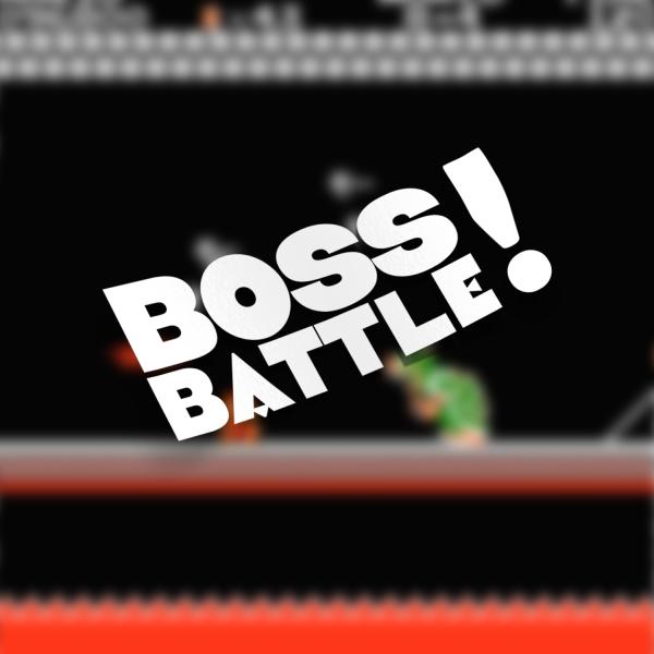 Boss Battle Decal
