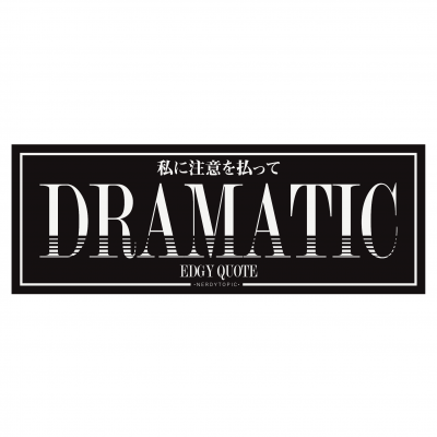 Dramatic – Series 6 [Crystal Metallic]