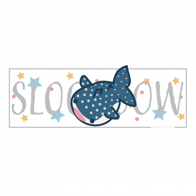 Sloooow – Series 6 [Holographic Oil Slick]