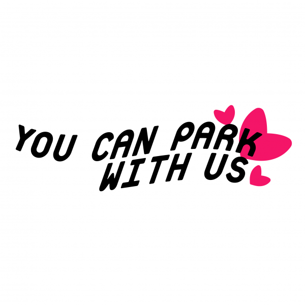 You Can Park With Us