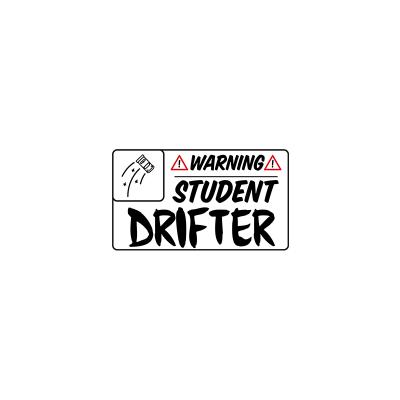 Student Drifter – Series 7